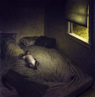 Elizabeth Quinn Sleeping