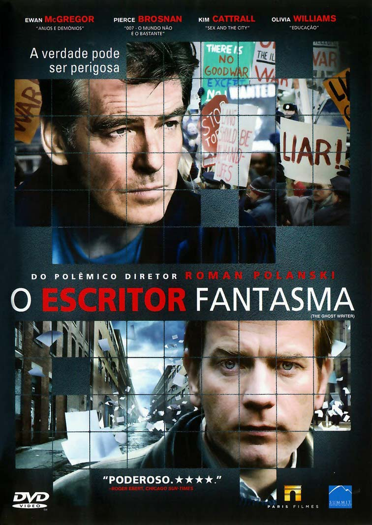 O Escritor Fantasma – Full HD 1080p