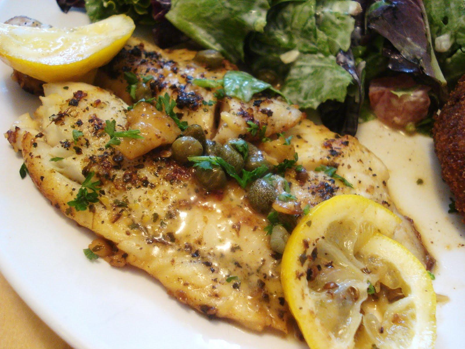 Tilapia Piccata Recipes — Dishmaps