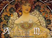 Inspirations: Alphonse Mucha