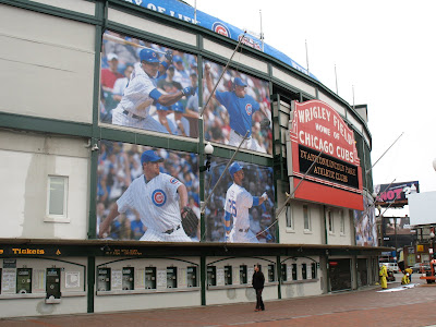 Wrigley Field Banners 1