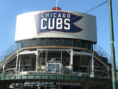 Wrigley Field Scoreboard Renovations 30