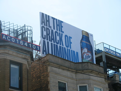 wrigley field lite billboard