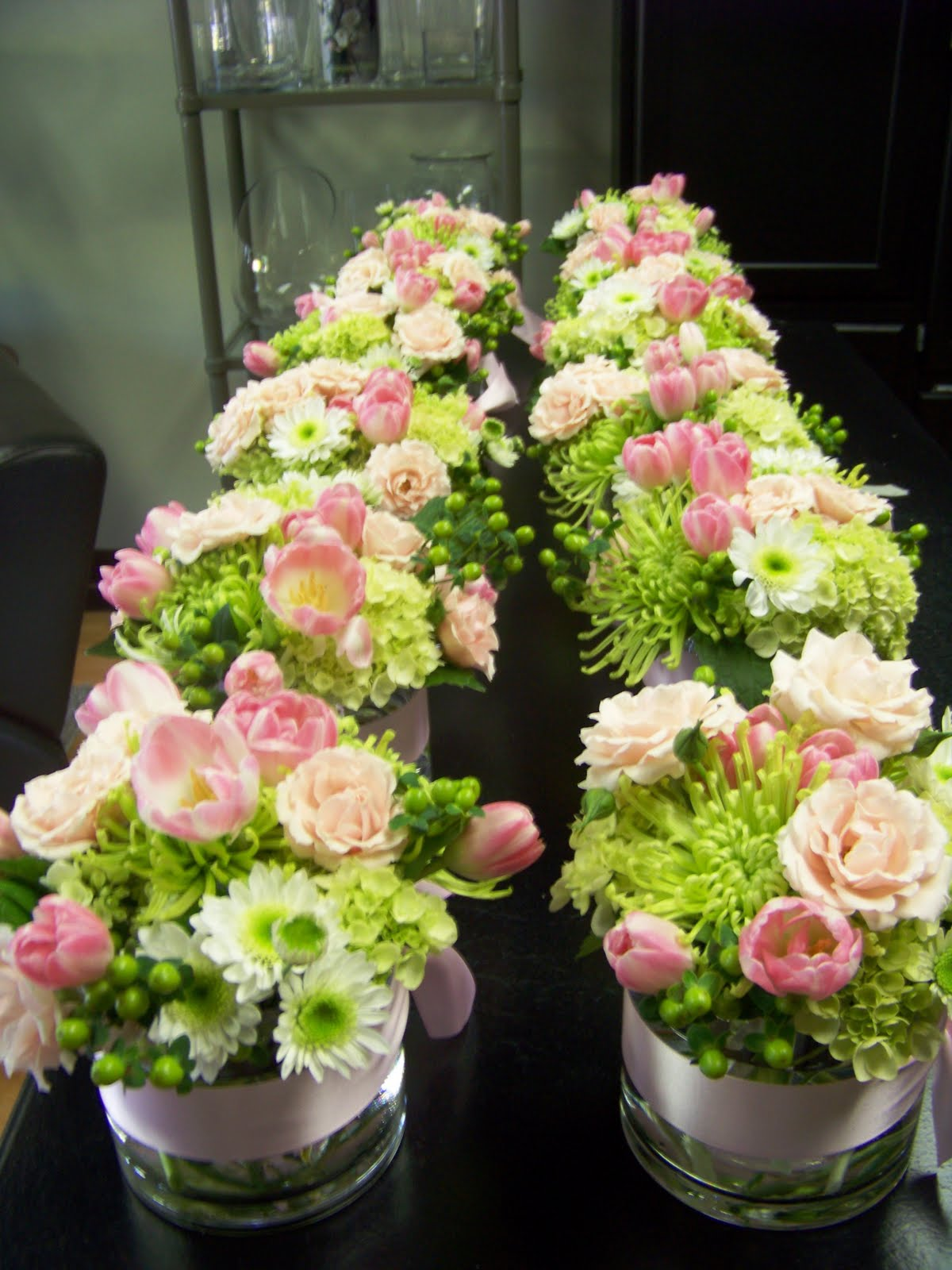 Jeff french floral event design st communion party
