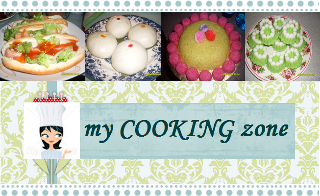 my COOKING zone