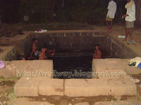 Uhere hot water pond near Ballaleshwar Ashthavinayak in Pali
