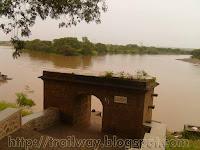 Sangameshwar ghat near Tulapur in Pune