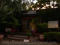 Shiva Temple at Sangameshwar near Tulapur in Pune