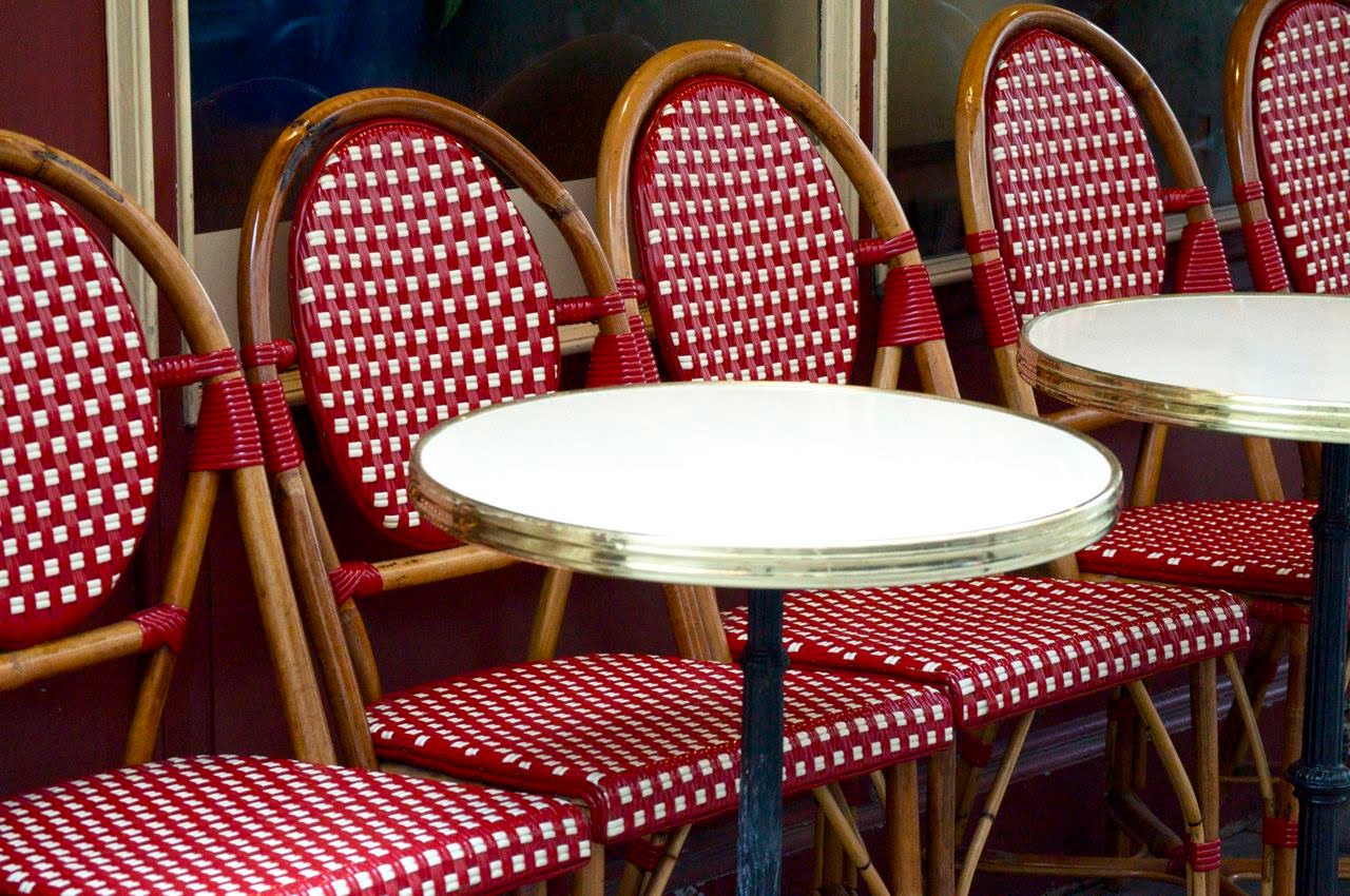 Parisian Bistro Chairs