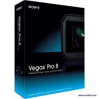 SonyVegasPro81 Sony Vegas Pro 8.0