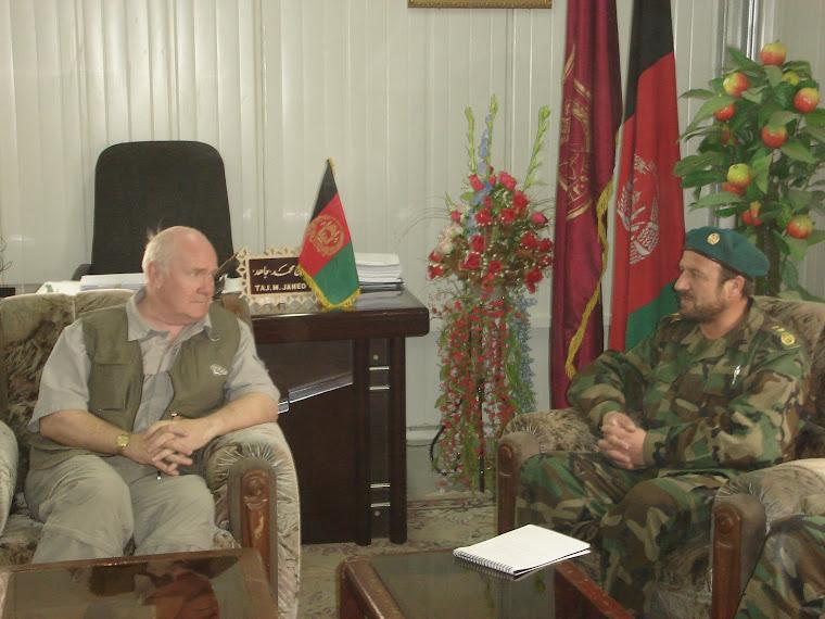General Taj Mohamad