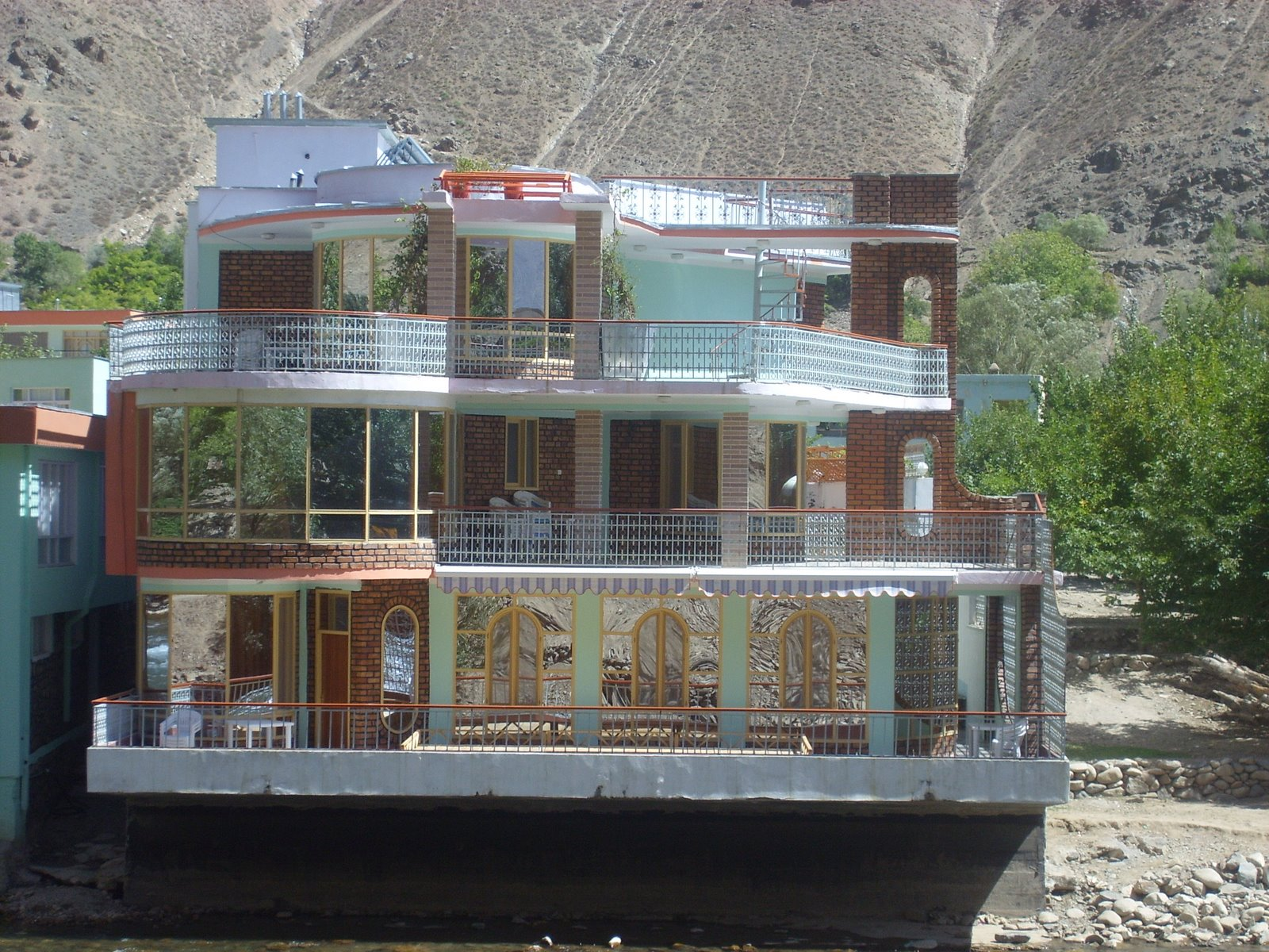 A view of Panjshir