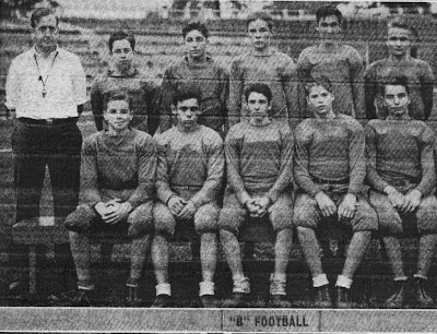 Clayton High School Football B Team - 1935
