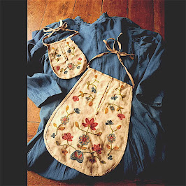 Mother and Child Sewing Pockets