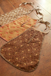 Calico Sewing Pockets