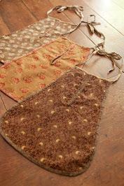 Calico Sewing Pockets