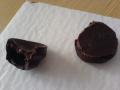 Virginias Guindas Bombon Cerezas al Licor banadas de Chocolate
