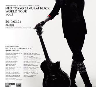 Continuan las noticias de Miyavi