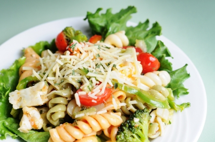 Pasta Recipe Cold Pasta Salad Recipe Recipe Hot