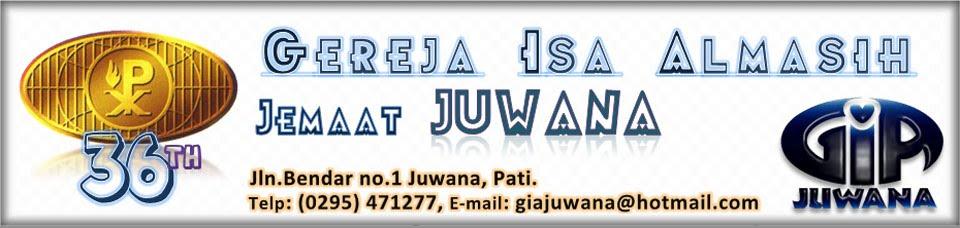 Gereja Isa Almasih Juwana