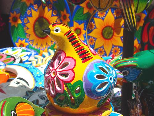 Delia hern ndez introspecciones artesan as mexicanas i - Artesanias con telas ...