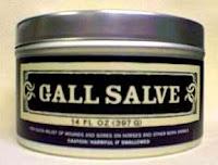 Gall Salve for Horses