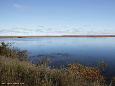 на-чукотском-озере-штиль