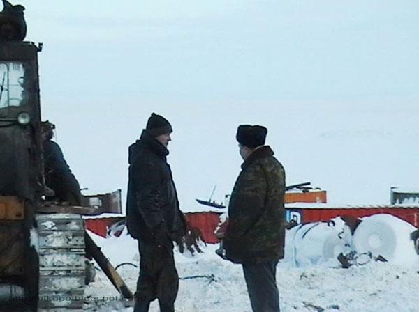 Фото прииска Восточный 2004-А.Якубовский слева