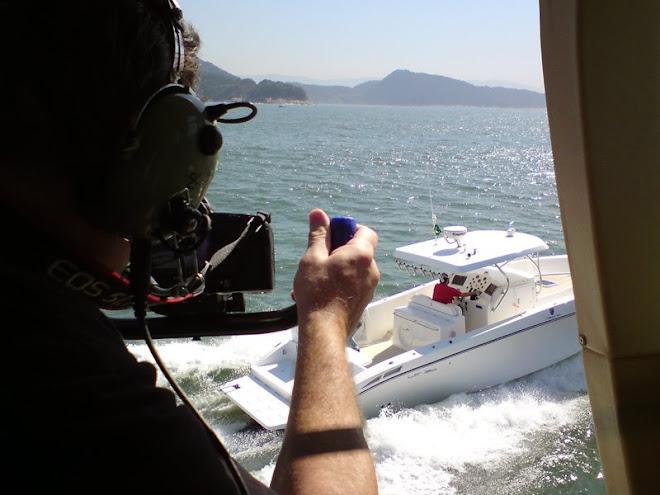 O fotógrafo Paulo Schlick e sua 5D Mark II