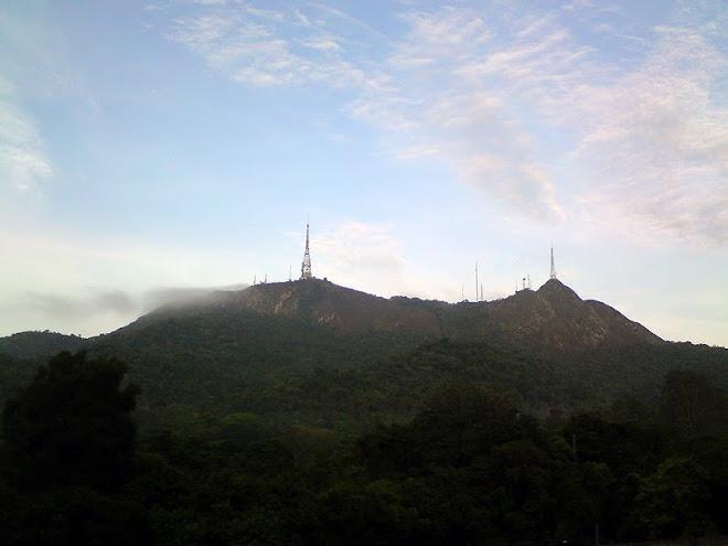 Pico do Jaraguá. O ponto mais alto da cidade de São Paulo