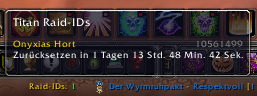 Titan [Raid-IDs]