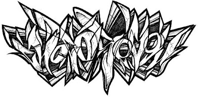 graffiti art sketches
