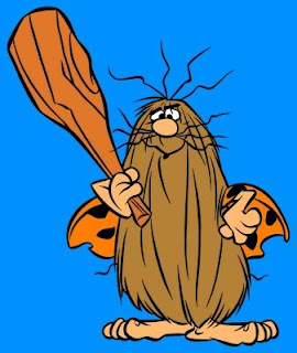 Manscaping: So easy a caveman can do it