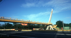 Puente Peatonal Centro Olimpico