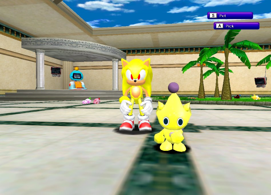 Karmagedoon Games Download Chaos Guarden Sonic Adventure Dx