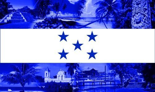 Bandera de Honduras
