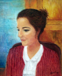 Mujer pensativa