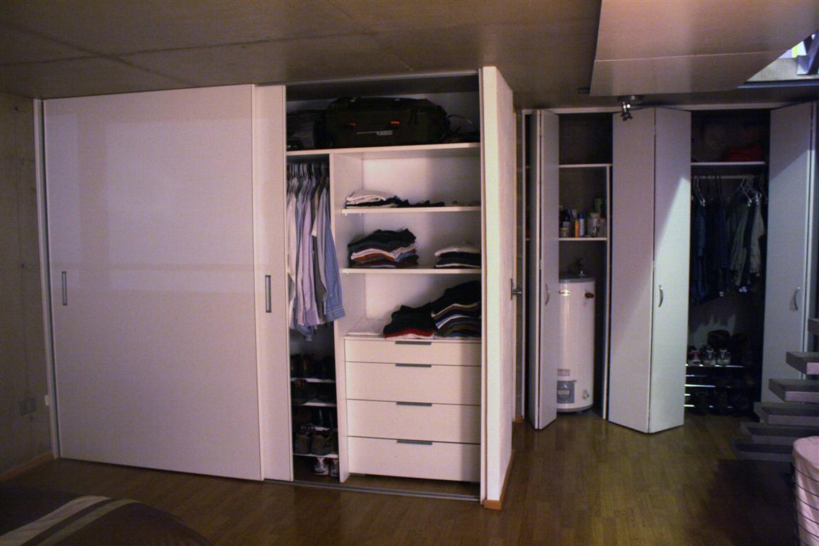 Closet de dormitorios imagui for Closet de dormitorio