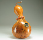 Mini Gourd Clock