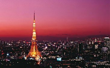 A Construção da Torre de Tóquio foi inspirada na Torre Eiffel Gf_VT151_toquio01