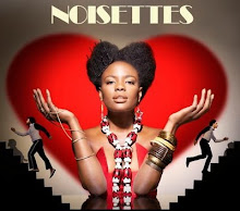 Shingi Shoniwa, Lead Singer of The Noisettes