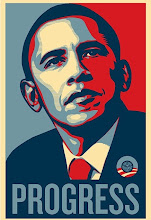 SHEPARD FAIREY&#39;S FAMOUS HOPE IMAGE