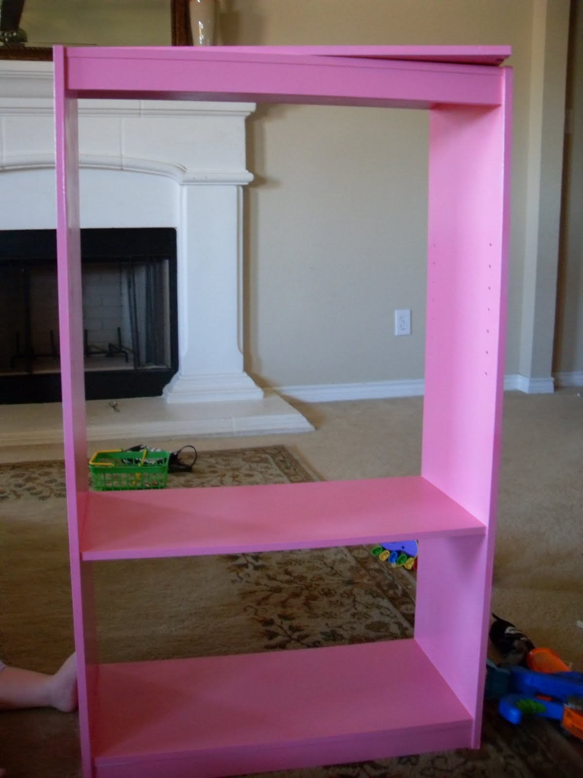 hot pink paint for bedroom i went with hot pink