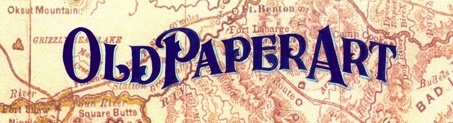 Old Paper Art