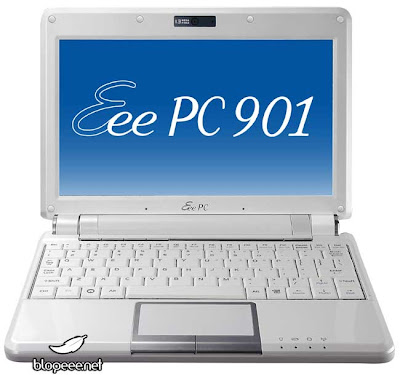 Asus Eee PC 901 Images Hit The Web