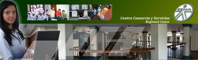 Sena Comercio Cauca