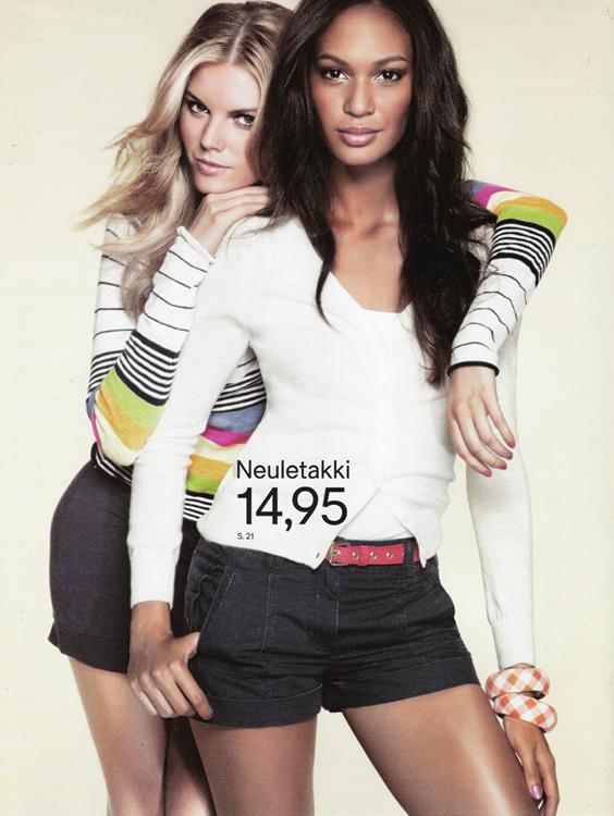Models: Joan Smalls ?, Maryna Linchuk ? & Behati Prinsloo.