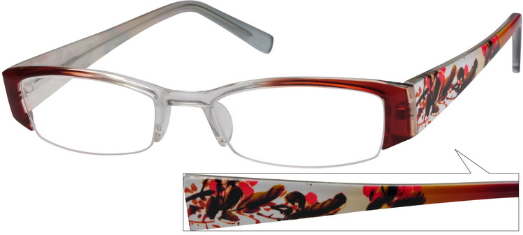 Zenni Optical Blue Glasses : VIEW THE WORLD: HOLIDAY FUN EYEGLASSES FROM ZENNI OPTICAL
