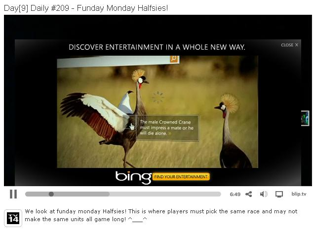 Why I hate Bing with some minor news. ~ D20+1: Life of a gamer