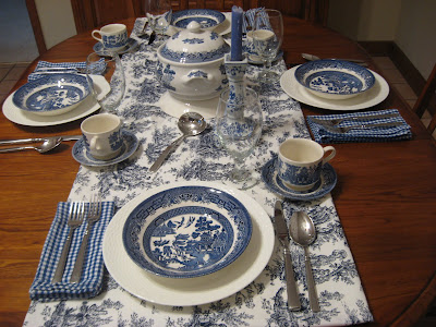 Dinner Plates Nantucket Basket by Wedgwood & Busy at Home: Toile u0026 Checks